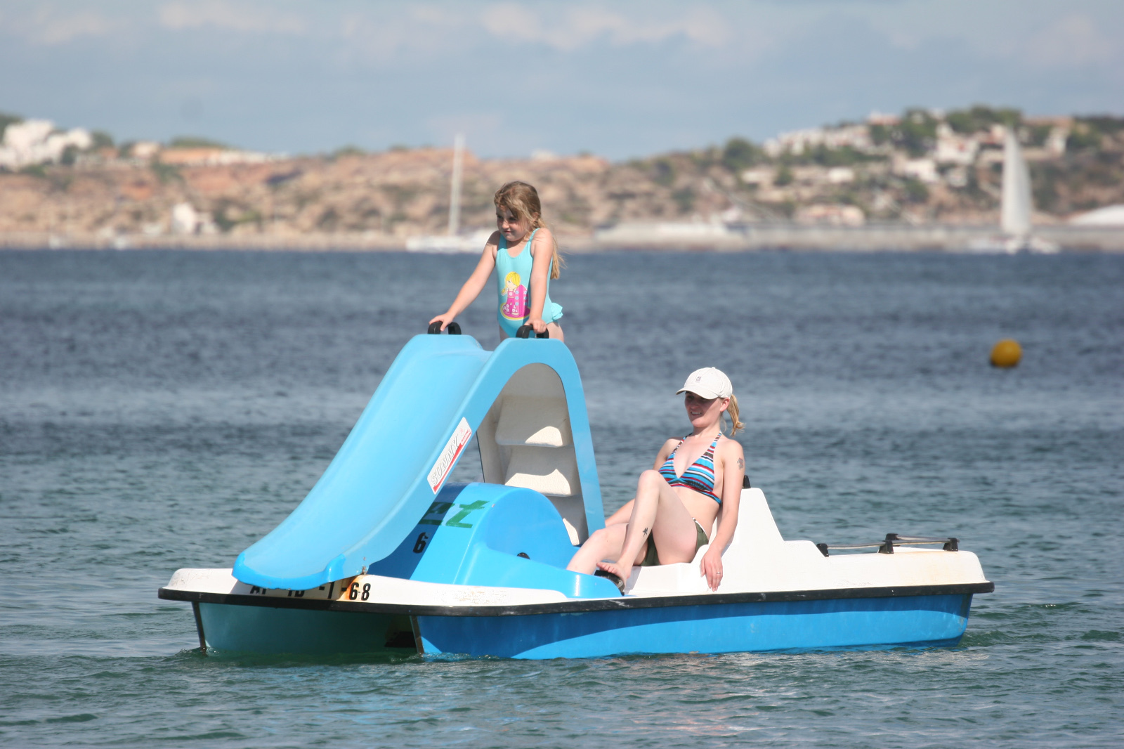 Pedalo_with_slide